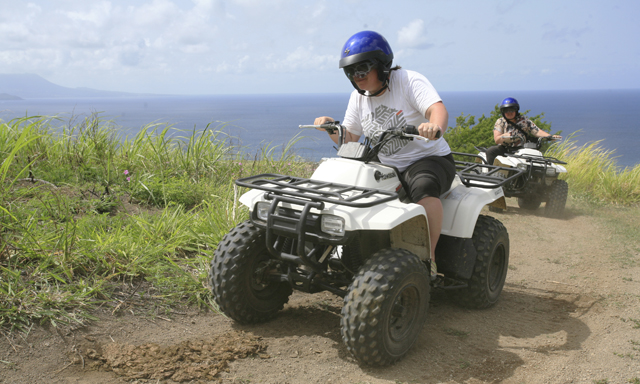 Quad Biking and Beach