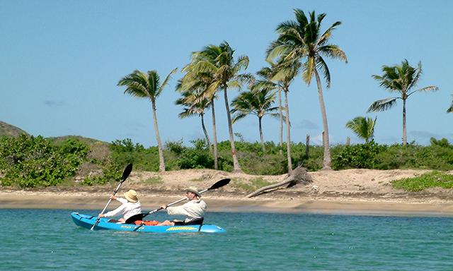 Nature Kayaking And Snorkeling