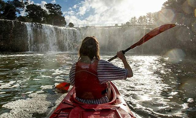 Coastal Sea Kayaking