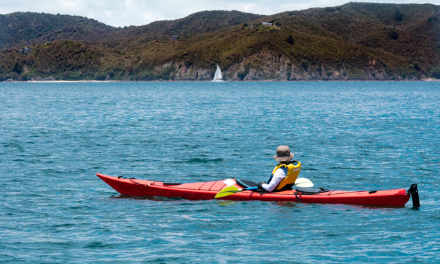 Coastal Sea Kayaking