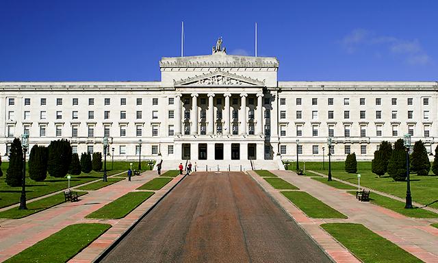 Belfast - Past, Present & Future
