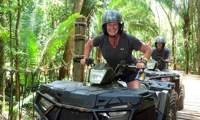 Jaguar Paw ATV Ultimate Thrill Seeker