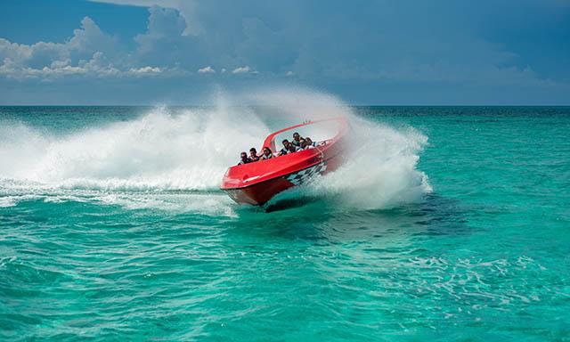 Rendezvous Caye Getaway, Flash & Splash