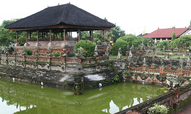 Authentic Balinese Remains