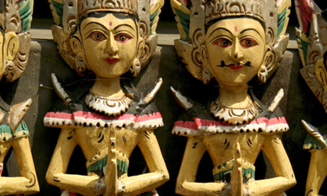 Balinese Arts and Crafts Shopping Tour