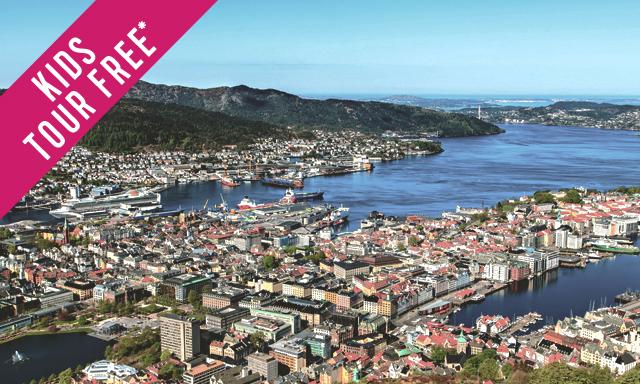 Bergen Panoramic