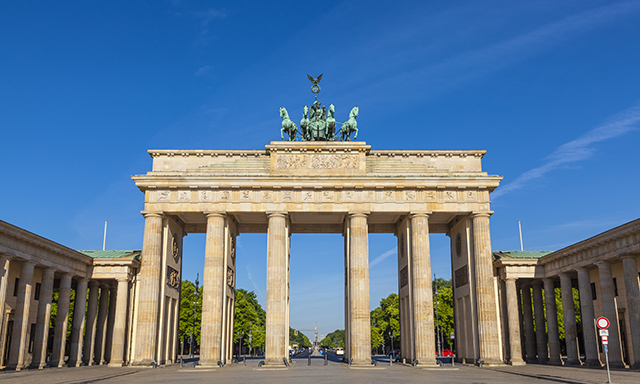 Accessible Berlin Wall & Brandenburg Gate
