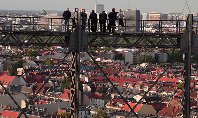 Berlin Highlights with Gasometer Climb