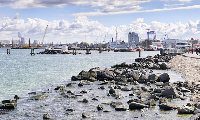 E-Bike Along the Baltic Coast