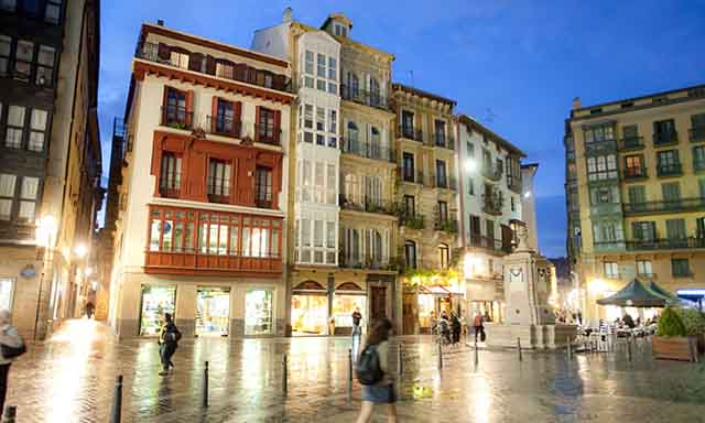 Bilbao & Tapas