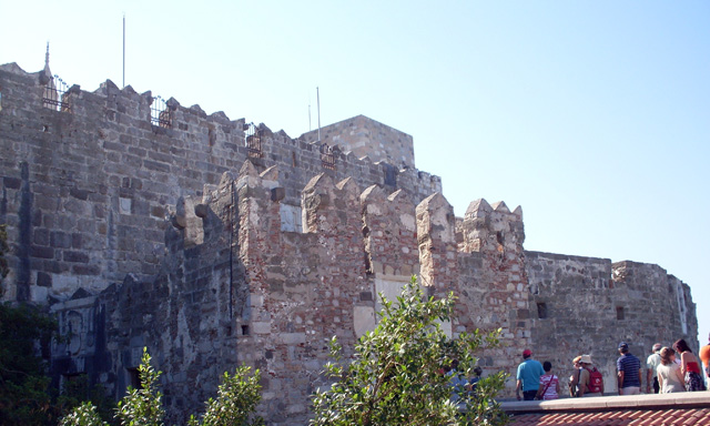 Castle of the Knights of St. Peter
