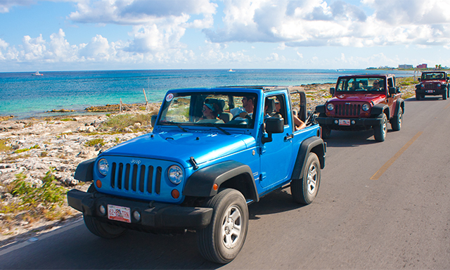 Jeep Adventure Tour