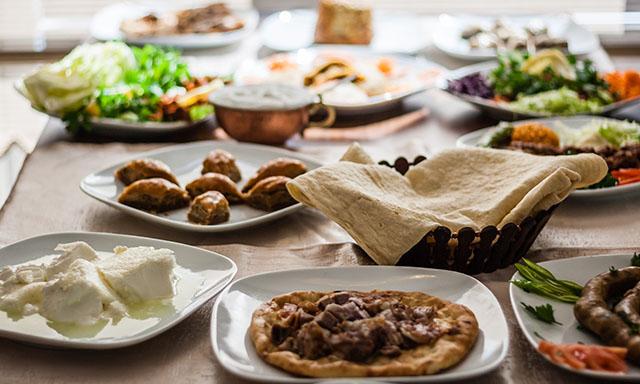 Turkish Cuisine Cooking Class
