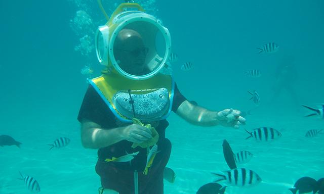 Aqua Safari Underwater Walk