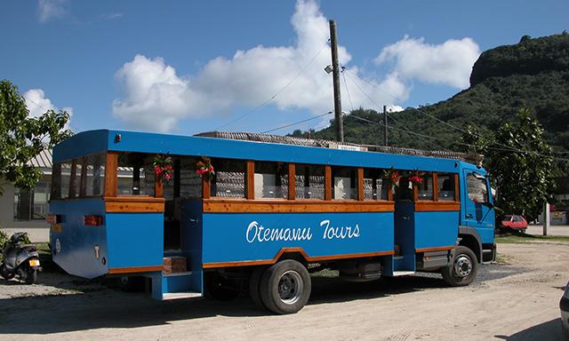 Bora Bora Island by Le Truck