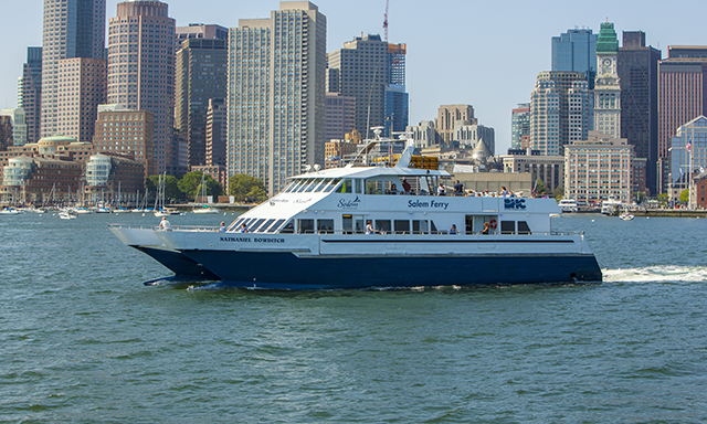 Boston On Your Own with Harbor Cruise