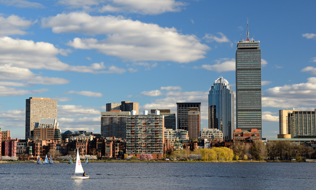 Scenic Boston City Tour (With Airport  Drop-Off)