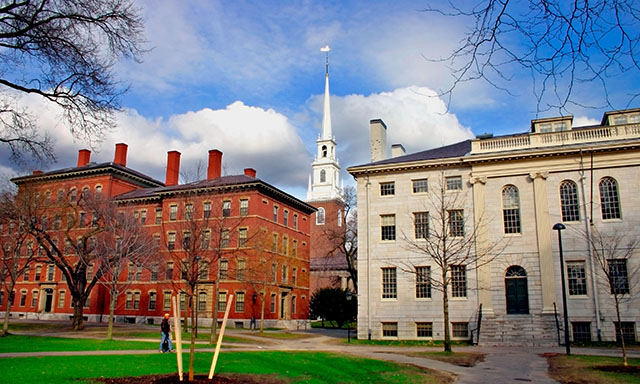 Icons of American Revolution: Lexington, Concord, and Harvard University