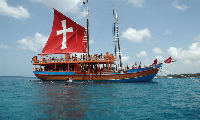 Jolly Roger Snorkeling and Pirate Cruise