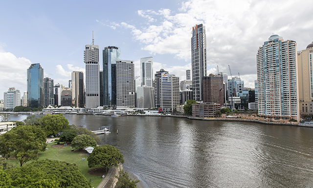 Panoramic Brisbane with Airport Transfer