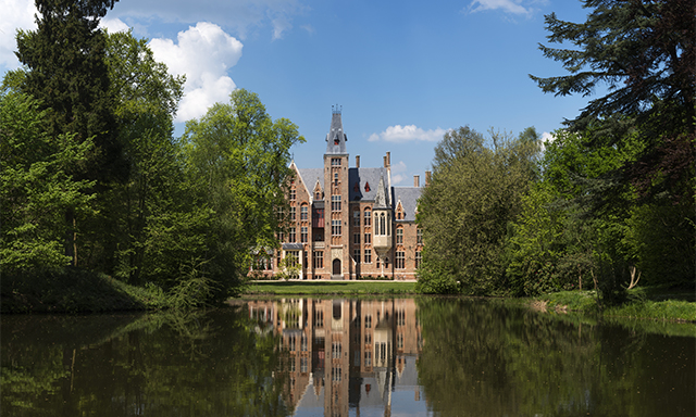 Scenic Castles of Flanders