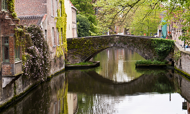 Bruges Sightseeing & Free Time (no lunch)
