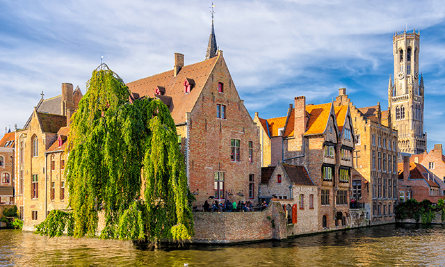 Bruges Sightseeing & Free Time (Shorter Version)