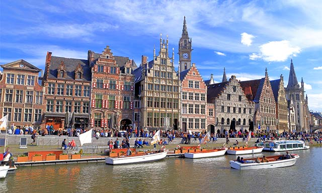 Ghent and Industrial Heritage