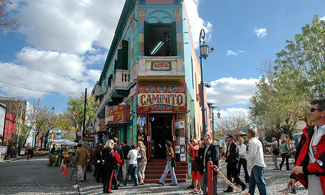 Buenos Aires City and Shopping Tour
