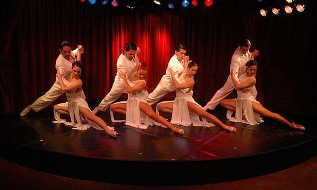Buenos Aires Tango Show & Dinner