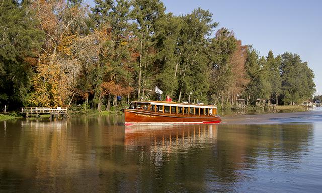 Tigre Delta & River Cruise