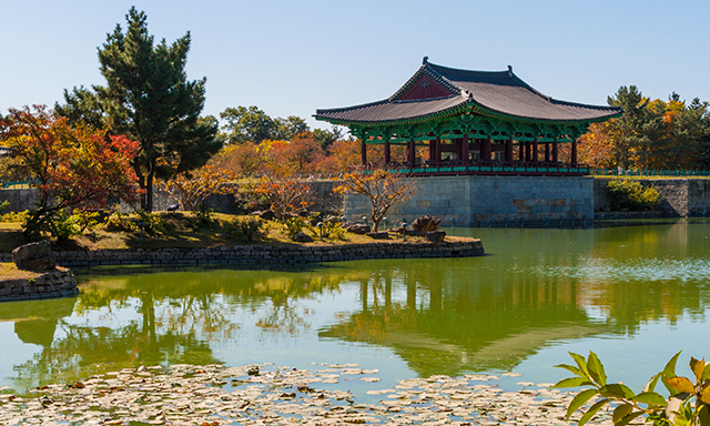 UNESCO Gyeongju Historic Area and Busan City