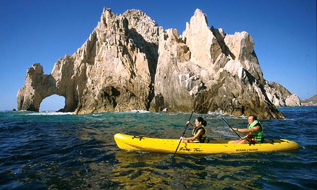 Cabo Sea Kayak Adventure