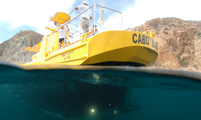 Cabo Semi Sub Underwater Adventure