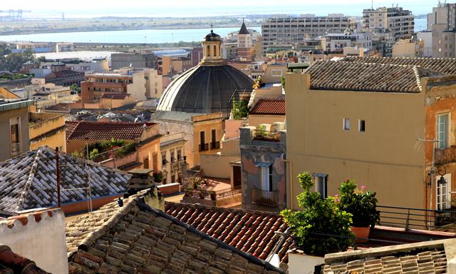 Cagliari City Sights