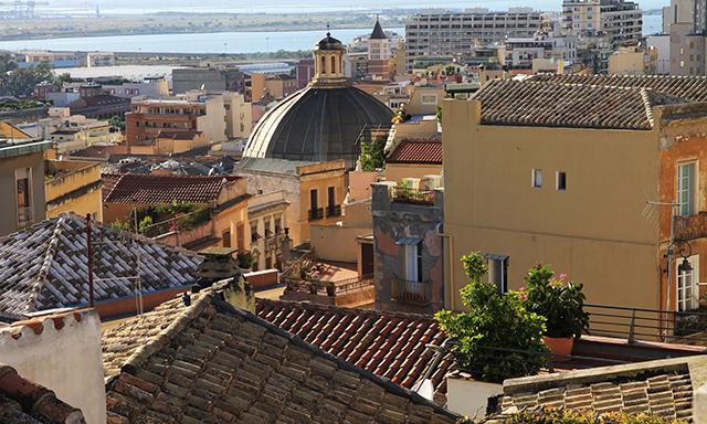 Cagliari City Sights (SPANISH LANGUAGE)