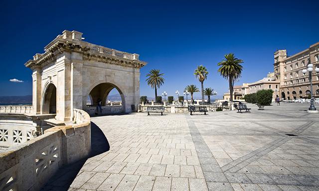 Panoramic Cagliari