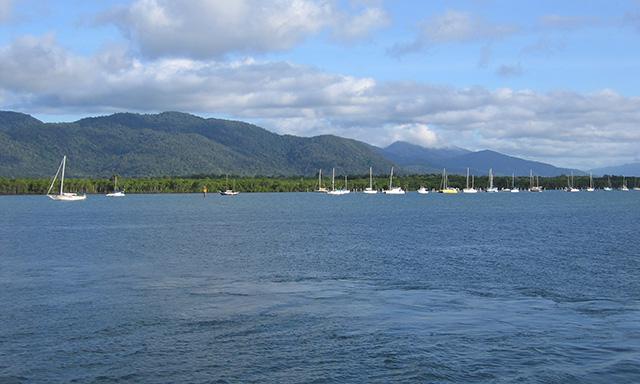 Cairns Harbour by Aqua Duck
