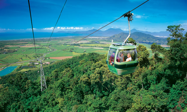 Skyrail, Kuranda and Cairns