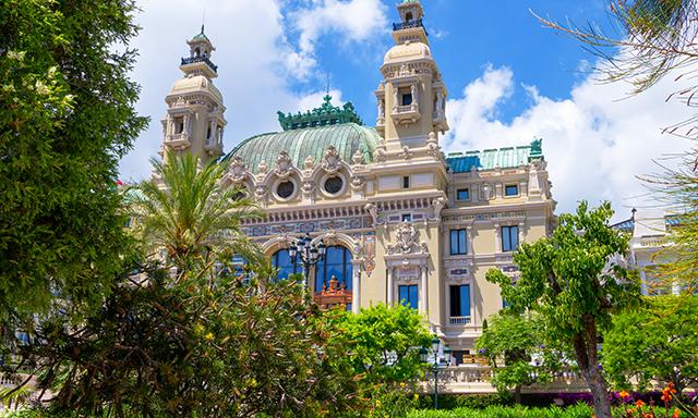Descubra Monaco y Montecarlo