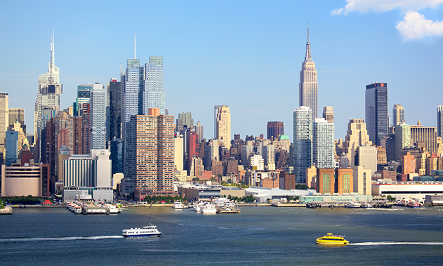 Manhattan Highlights and Transfer to Airport (EWR)