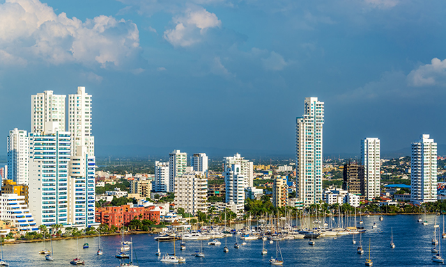 Amazing Cartagena: Bay and Walled City