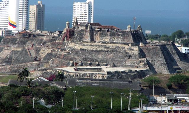 Cartagena by Land & Sea