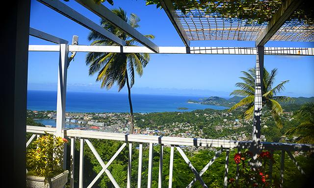 A Little Taste of St. Lucia