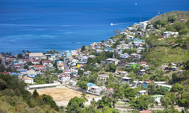 City Clickers:  Castries Captured