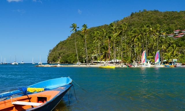 St. Lucia Historical Landmarks