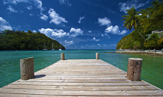 Magical Marigot Bay - On your own