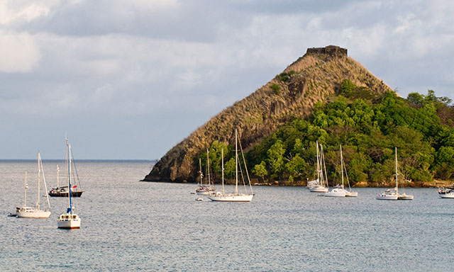 St. Lucia Scenic Drive and Batik Creations