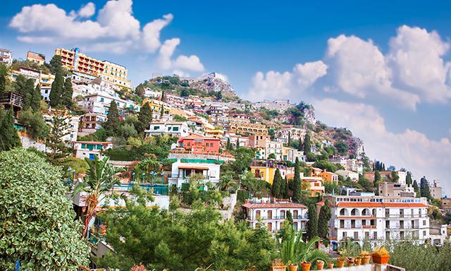 Lovely Taormina