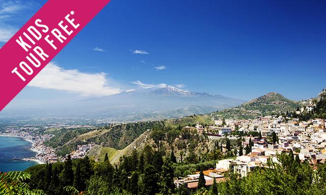 Taste of Sicily, Mt. Etna & Taormina